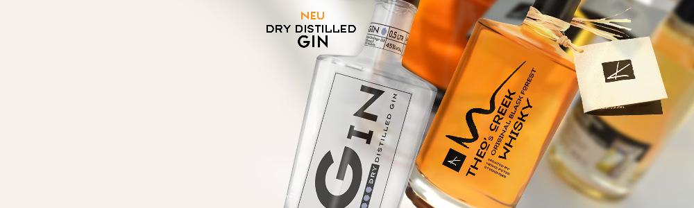 Gin-Whisky